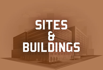 Sites and Buildings